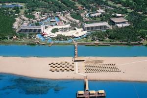 Gloria Serenity Resort - 8 dni / 7 noči, 3x green fee