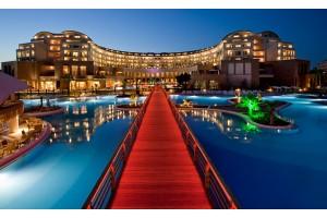 Kaya Palazzo Golf Resort - 8 dni / 7 noči, 3x green fee