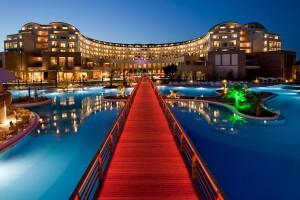 Kaya Palazzo Golf Resort - 8 dni / 7 noči, green fee