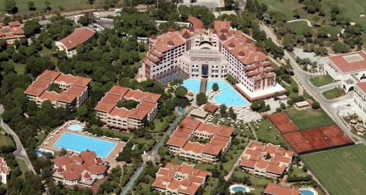Sirene Golf Hotel - 8 dni / 7 noči, 5x green fee Sirene Golf Hotel 5*