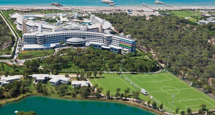 Cornelia Diamond Golf Resort & Spa - 8 dni / 7 noči, unlimited golf
