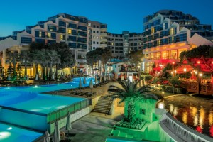 Cornelia De Luxe Resort 5* - 8 dni / 7 noči, unlimited golf