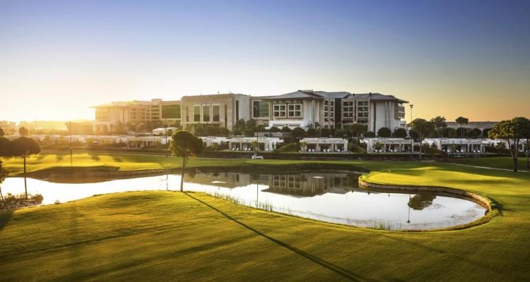 Regnum Carya Golf Resort & SPA 5* - 8 dni / 7 noči, 4x green fee