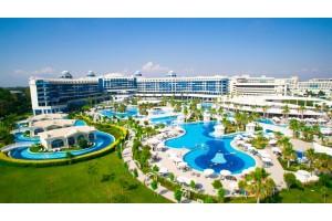 Sueno Deluxe Golf Hotel 5* / januar 2020 / teden golfa