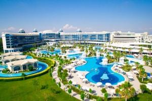 Sueno Deluxe Golf Hotel 5* - 8 dni / 7 noči,  unlimited golf