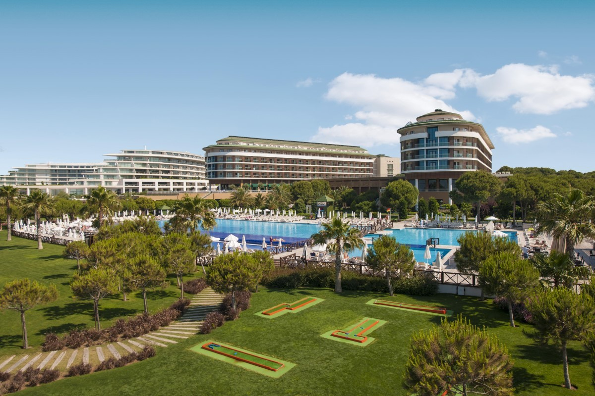 Voyage Belek Golf and Spa 5*
