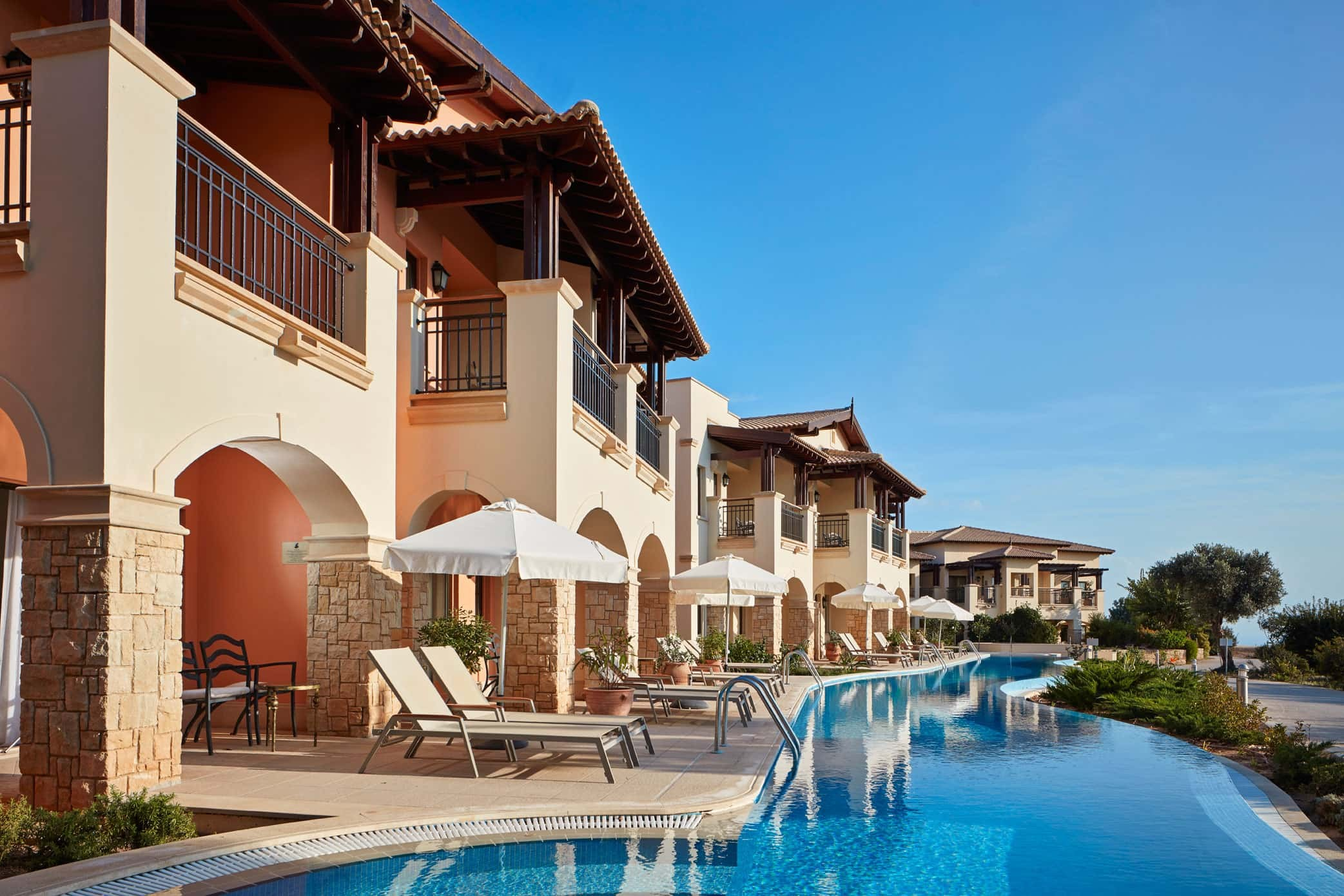 Aphrodite Hills Hotel 5*