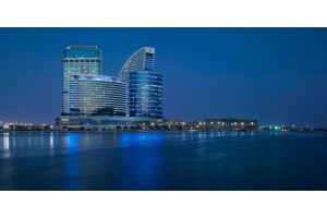 Crowne Plaza Dubai Festival City 5* - 8 dni/ 7 noči, unlimited golf