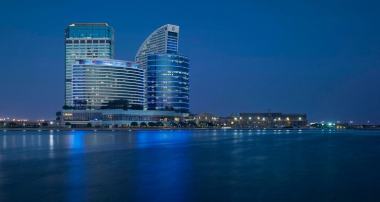 Crowne Plaza Dubai Festival City 5* - 4 dni/ 3 noči, unlimited golf