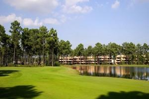 Apartmaji Aroeira 3* - 8 dni/ 7 noči, neomejeno igranje golfa