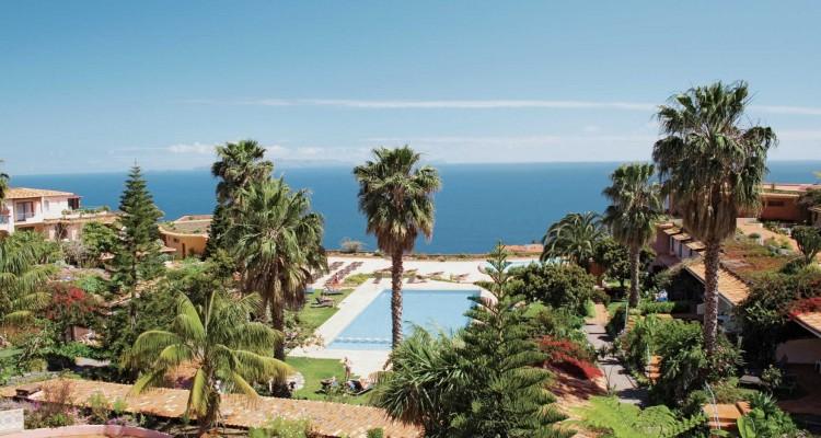 Quinta Splendida Wellness & Botanical Garden 4* - 8 dni / 7 noči, 5x green fee