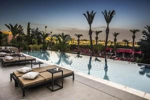 Hotel Sofitel Marrakesh Lounge and Spa 5*