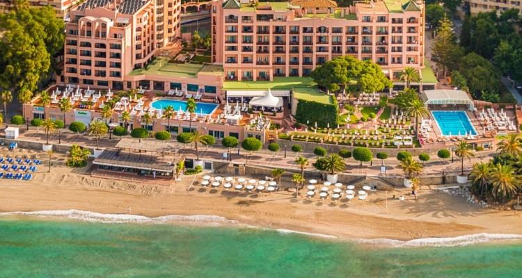 Hotel Fuerte Marbella 4* - 8 dni/ 7 noči, 5x green fee