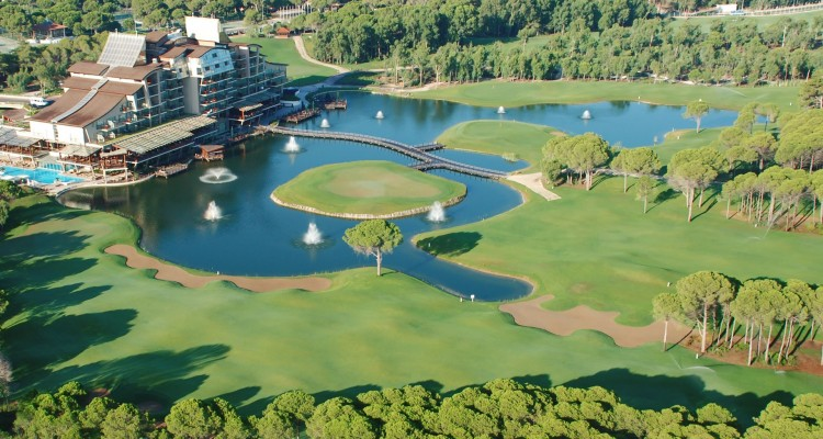 Sueno Golf 5* / januar 2020 / teden golfa
