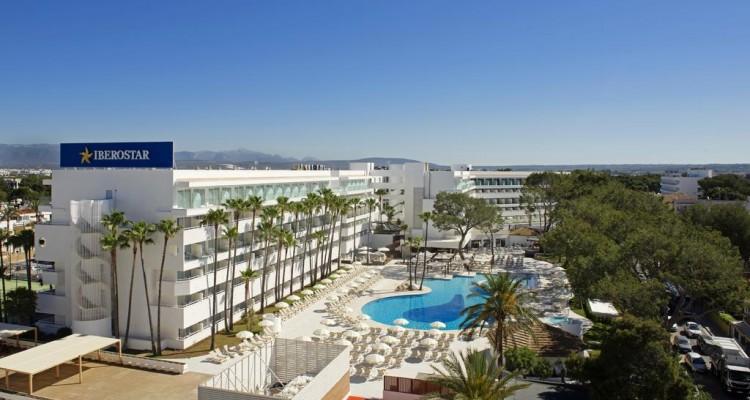 Iberostar Christina 4*, Mallorca - 8 dni/ 7 noči, 5x green fee / skupinski odhod -