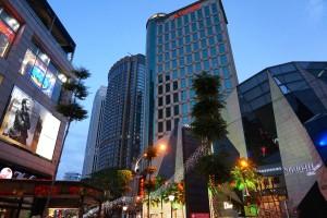 Kuala Lumpur, Malezija - WAGI - november 2017