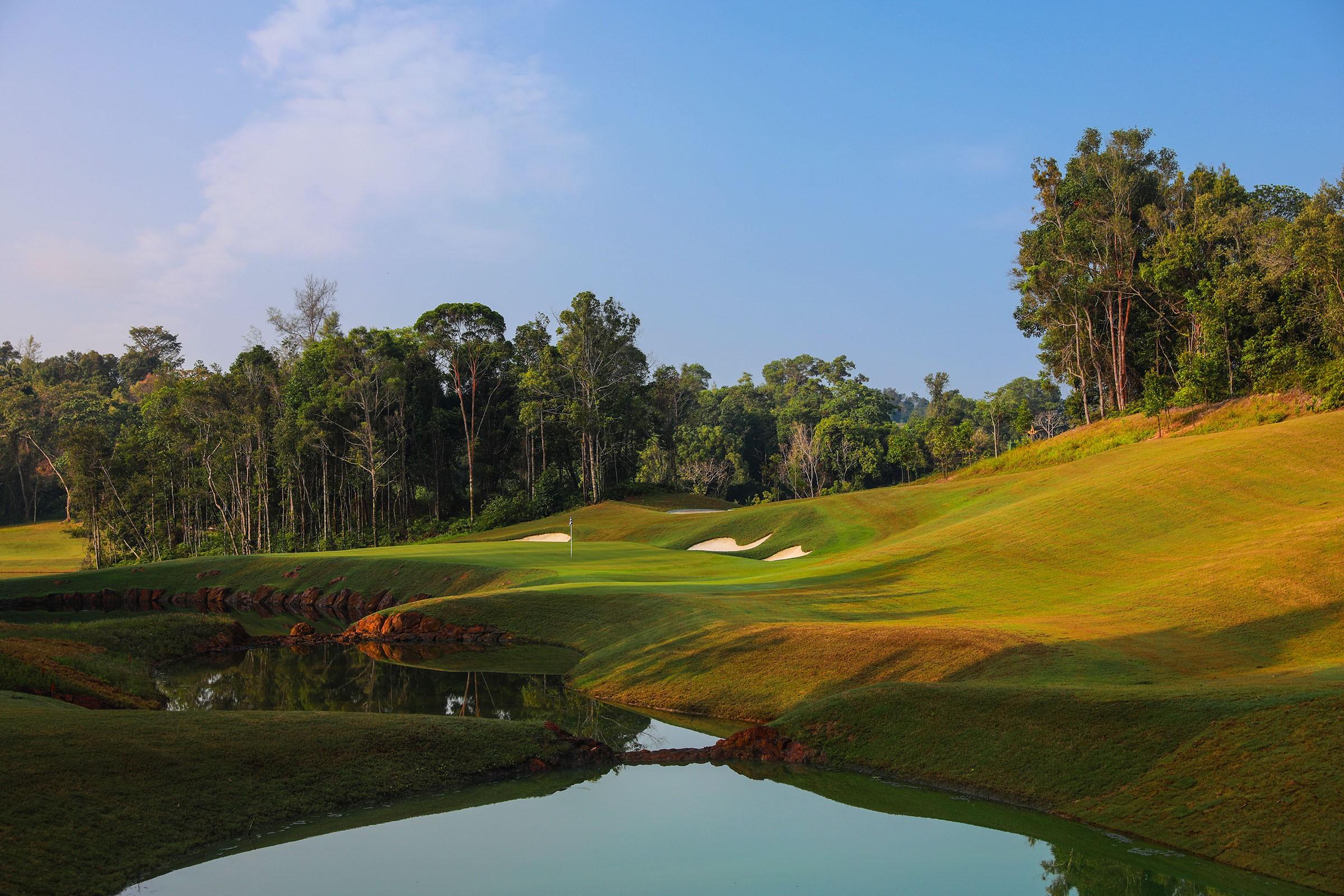 Wagi Johor, Malezija 5* - 8 dni/ 7 noči, 5x green fee